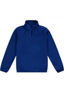 O'Neill---Half-Zip-Fleece-trui-voor-jongens---Solid---Surfblauw