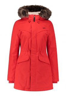 O'Neill---Winterparka-voor-dames---Journey---Vuurrood