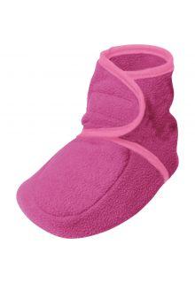Playshoes---Fleece-schoenen-voor-kinderen---Roze