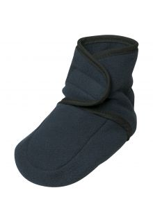 Playshoes---Fleece-schoenen-voor-kinderen---Marineblauw