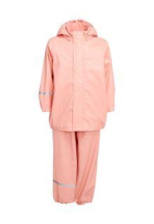 CeLaVi---Regenpak-kind---Perzik-oranje
