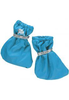 CeLaVi---Waterdichte-overschoenen-voor-baby's---Turquoise