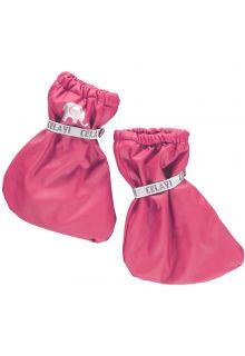 CeLaVi---Waterdichte-overschoenen-voor-baby's---Zacht-roze