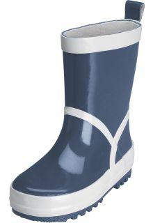 Playshoes---Regenlaarsje---Donkerblauw