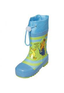Playshoes---Regenlaarzen-voor-kinderen---BFF'S---Blauw