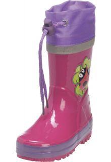 Playshoes---Regenlaarsje-Lieveheersbeestje---Roze