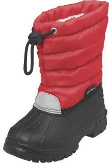 Playshoes---Winterlaarsjes-met-trekkoord---Rood