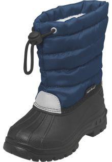 Playshoes---Winterlaarsjes-met-trekkoord---Donkerblauw