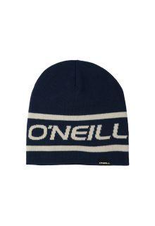 O'Neill---Omkeerbare-beanie-met-logo-voor-heren---Inktblauw
