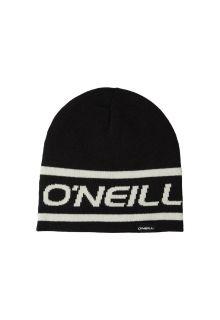O'Neill---Omkeerbare-beanie-met-logo-voor-heren---Black-Out