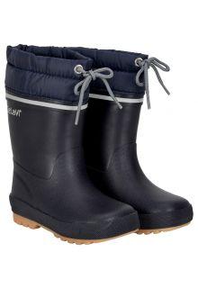 CeLaVi---Snowboots-met-fleecevoering-voor-kinderen---Thermisch---Donkerblauw