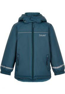 CeLaVi---Ski-jas-voor-kinderen---Solid---IJsblauw