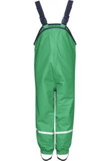 Playshoes---Regenbroek-met-bretels---Groen