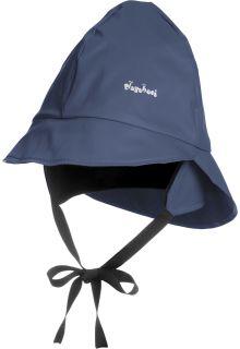 Playshoes---Regenkapje-met-fleece---Donkerblauw
