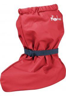 Playshoes---Overschoenen-met-fleece-voor-baby's---Rood