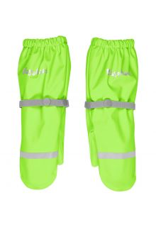 Playshoes---Regenwanten-met-fleece-voering-voor-kinderen---Neon-Groen