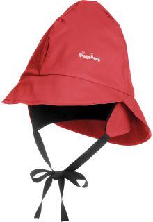 Playshoes---Regenkapje-met-fleece---Rood