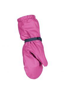 Playshoes---Regenwanten-met-fleece-voering-voor-kinderen---Roze