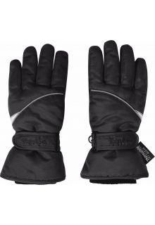 Playshoes---Winter-handschoenen-met-klitteband---Zwart