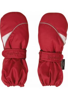 Playshoes---Winter-wanten-met-klitteband---Rood