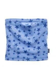 Playshoes---Fleece-buis-sjaal-voor-kinderen---Onesize---Ster---Blauw