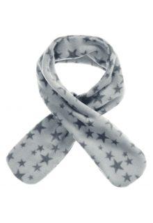 Playshoes---Fleece-sjaal-voor-kinderen---Onesize---Sterren---Grijs