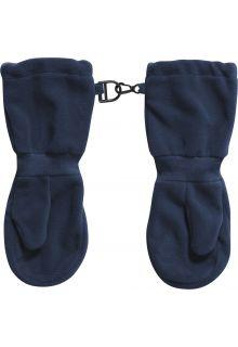 Playshoes---Fleece-wanten---Donkerblauw