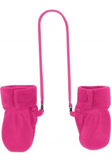 Playshoes---Fleece-wanten-baby---Roze
