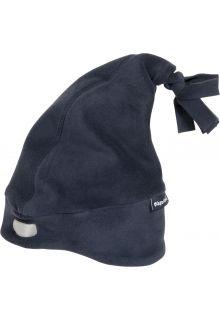 Playshoes---Fleece-muts-met-reflector---Donkerblauw