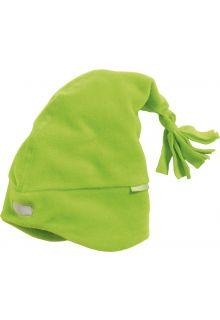 Playshoes---Fleece-muts-met-reflector---Groen
