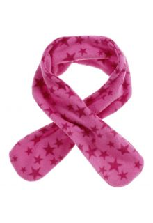 Playshoes---Fleece-sjaal-voor-kinderen---Onesize---Sterren---Roze