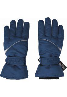 Playshoes---Winter-handschoenen-met-klitteband---Donkerblauw