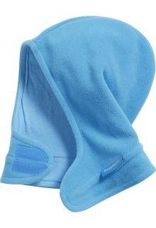 Playshoes---Fleece-muts-met-klitteband---Lichtblauw
