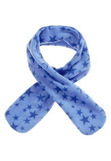 Playshoes---Fleece-sjaal-voor-kinderen---Onesize---Sterren---Blauw