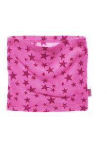 Playshoes---Fleece-buis-sjaal-voor-kinderen---Onesize---Ster---Roze