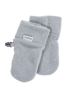 Playshoes---Fleece-wanten-voor-baby's---Grijs