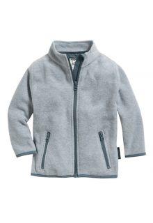 Playshoes---Fleece-jas-voor-kinderen---Grijs/melange