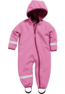 Playshoes---Softshell-Overall-voor-baby's-en-peuters---Roze