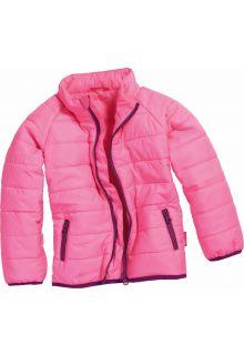 Playshoes---Gewatteerde-winterjas---Roze/Paars