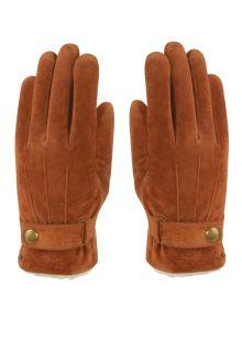 Hatland---Handschoenen-voor-heren---Vjall---Cognac-bruin