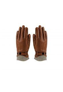 Hatland---Handschoenen-voor-heren---Tygo---Cognac-bruin