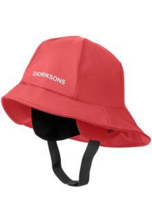 Didriksons---Zuidwesterhoed-5-voor-kinderen---Rood