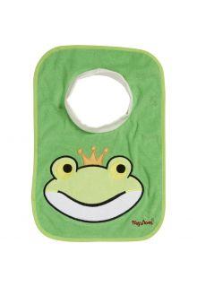 Playshoes---Slip-on-slabbetje-voor-kinderen---Onesize---Groen