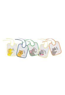 Playshoes---Vijf-pak-slabbetjes-voor-kinderen---Orgineel---Onesize-