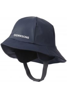 Didriksons---Regenhoed-voor-kinderen---Zuidwester---Donkerblauw