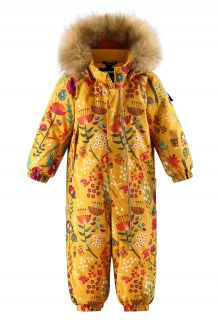 Reima---Sneeuwpakje-voor-baby's---Reimatec---Lappi---Warmgeel