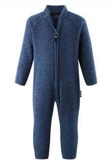 Reima---Fleece-onesie-voor-baby's---Tahti---Jeans-blauw