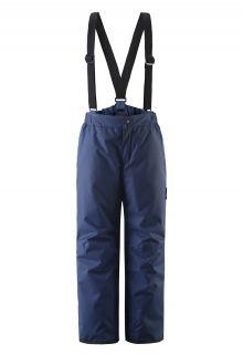Reima---Skibroek-met-bretels-voor-jongens---Proxima---Donkerblauw