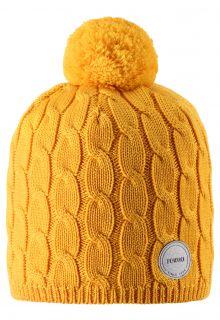 Reima---Beanie-voor-kinderen---Nyksund---Warm-Geel