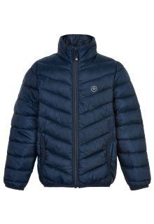 Color-Kids---Compacte-winterjas-voor-kinderen---Gewatteerd---Donkerblauw